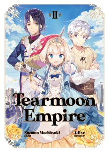 Tearmoon Empire Volume Two cover