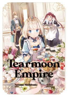 Tearmoon Empire Volume one cover
