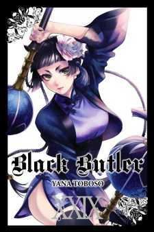 Black Butler Volume 29