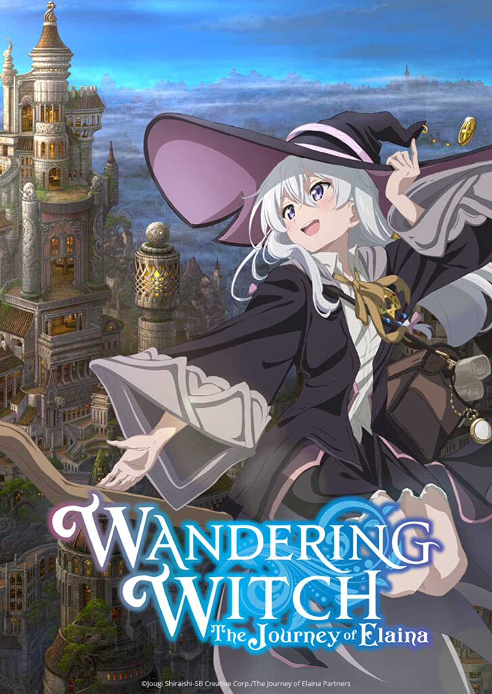 Wandering Witch: The Journey of Elaina Review