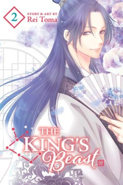 The King's Beast Volume Two cover