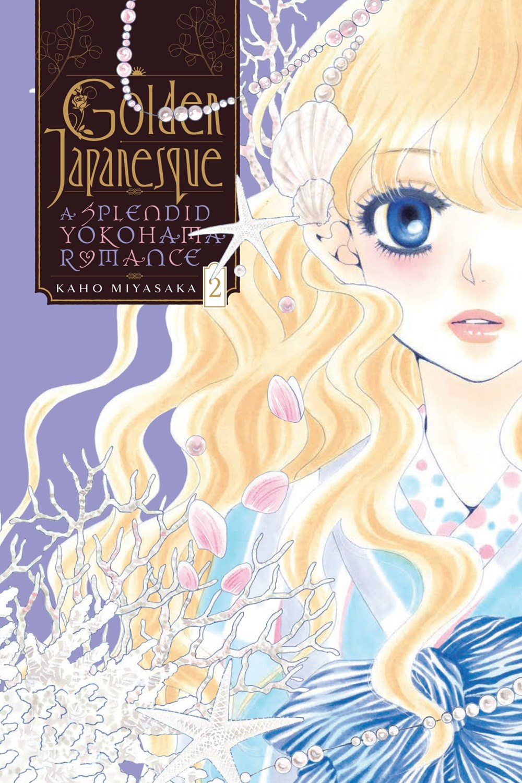 Golden Japanesque: A Splendid Yokohama Romance Volume 2 Review