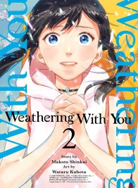 Weathering With You Volume 2