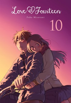 Amor a los catorce, volumen 10