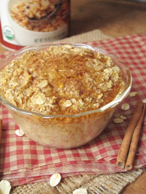 French Toast Baked Oatmeal - The Oatmeal Artist