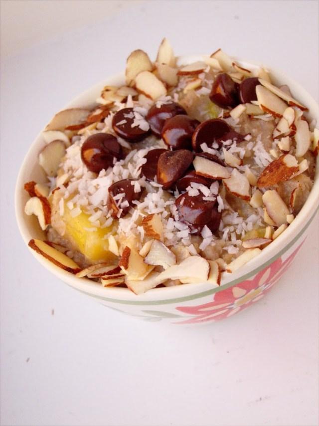 banana-pineapple-chocolate-chip-oatmeal-4-