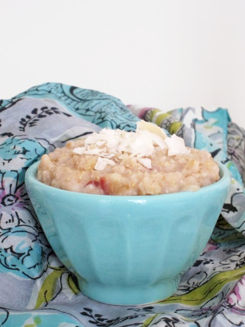 Plum Lemon Ginger Oatmeal (4)