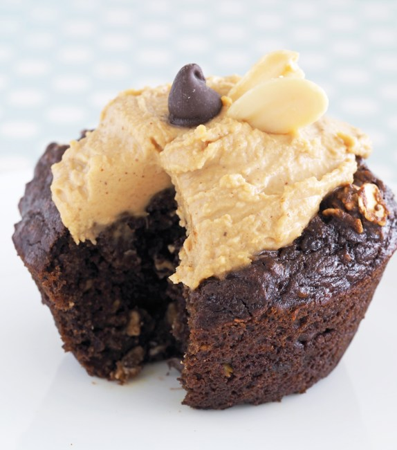 ChocolateBananaPBMuffins4