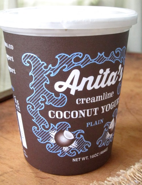 Coconut Latte Overnight Oatmeal - Anita's Yogurt