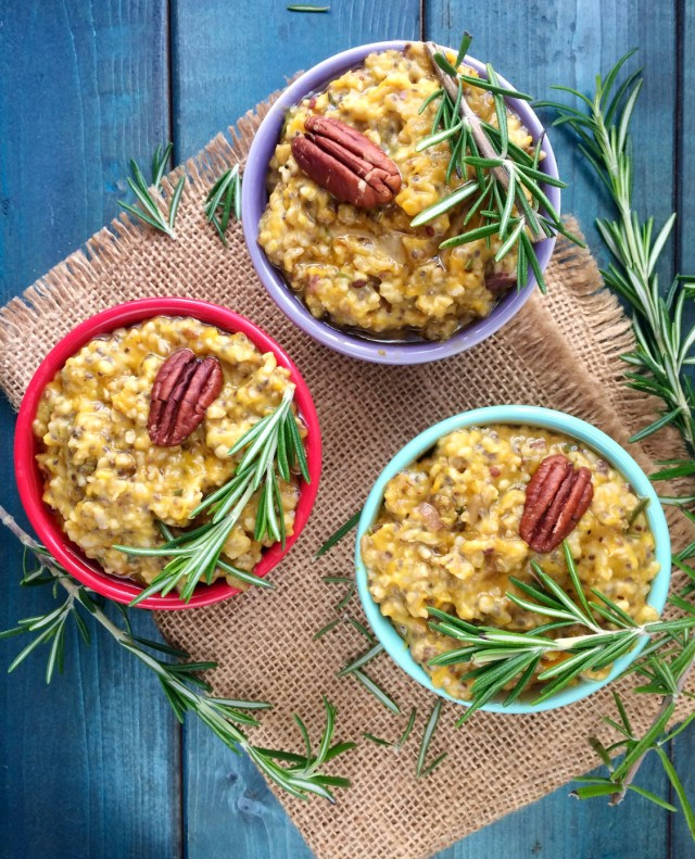 maple-kabocha-and-rosemary-steel-cut-oatmeal