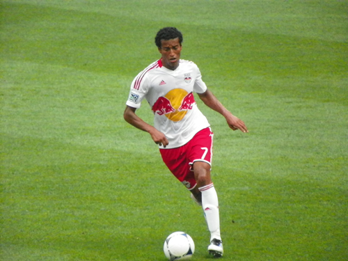 Roy Miller, who had an up-and-down season in his first year as a defender with the Red Bulls in 2012, gets a chance to redeem himself with the club this season.