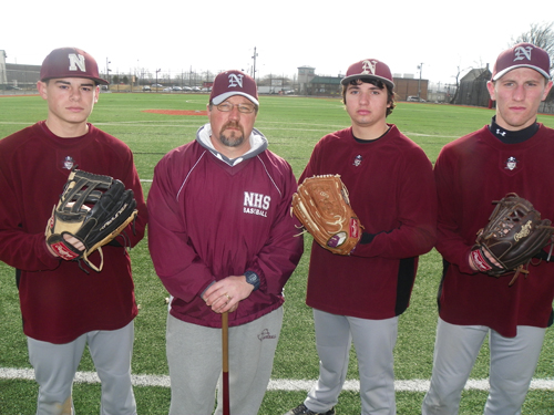 Maroon Raiders Look To Be One Of Best Local Baseball