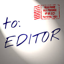 to the editor graphic