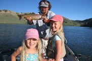 Fishing with my girls