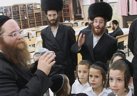 """Orthodox Jewish """"habits of mind"""" are inculcated from an early age"""