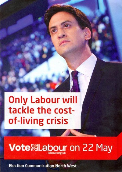 Ed Miliband, son of a Marxist millionaire