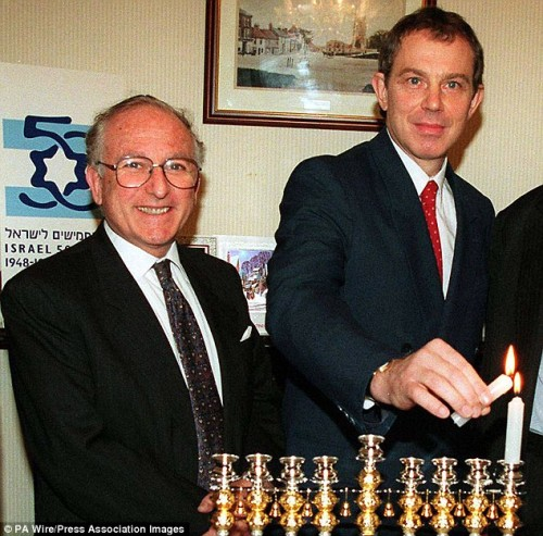 Alleged paederast, proven traitor: Greville Janner and Tony Blair