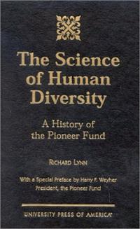science-human-diversity-history-pioneer-fund-richard-lynn-hardcover-cover-art