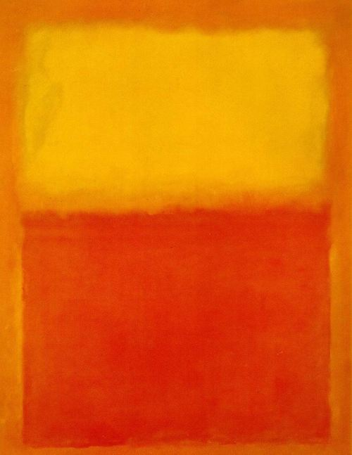 Rothko's Degenerate Art: 'Can art ever be more complete, more powerful?'