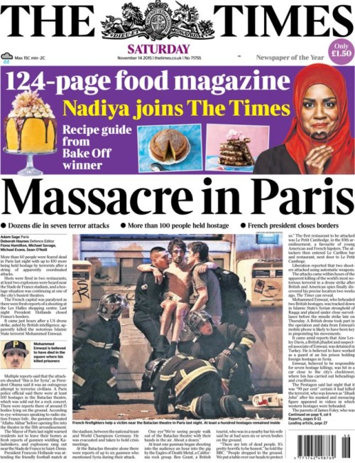 Saint and Sinners: Nadiya Hussein and Islamic State