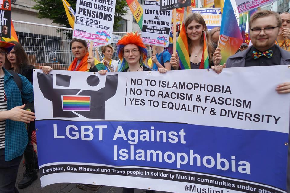 Muslims and leftists make strange bedfellows