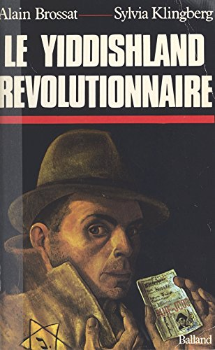 Cover of the original 1983 French edition of Revolutionary Yiddishland