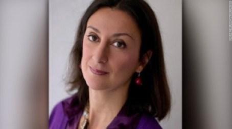 Censored by death: Daphne Caruana Galizia