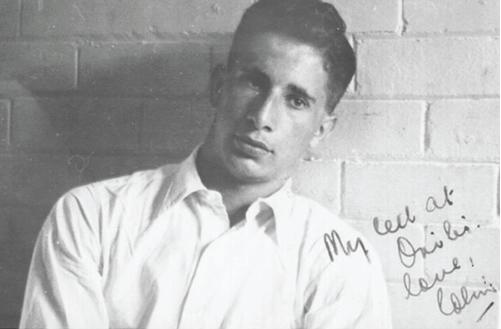 Colin Tatz in South Africa in the 1950s