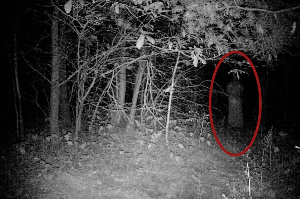 Demons Spirits Paranormal Ghosts And