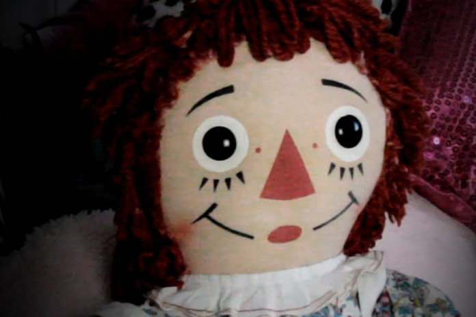 how to tell if a doll is haunted
