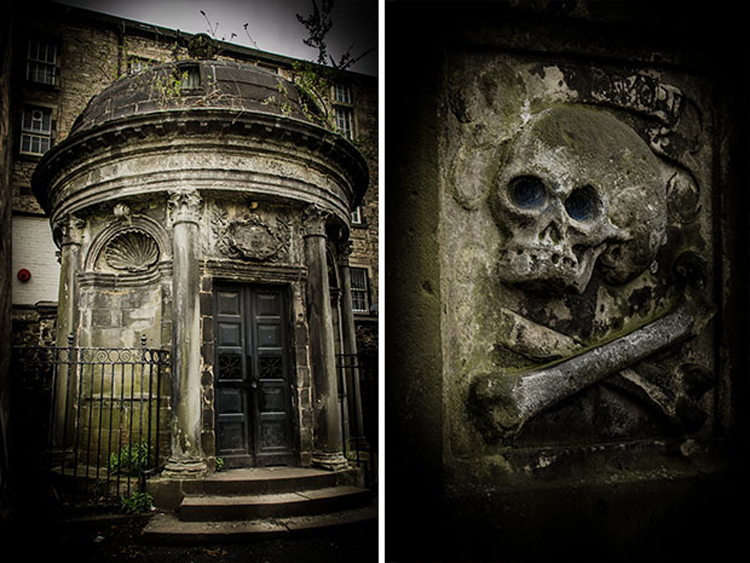 Au-delà de la tombe: Greyfriars Kirkyard et le poltergeist du Mackenzie