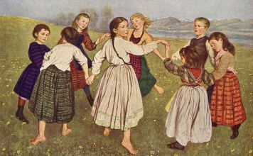 The Secret Origins of 9 Classic Childhood Nursery Rhymes