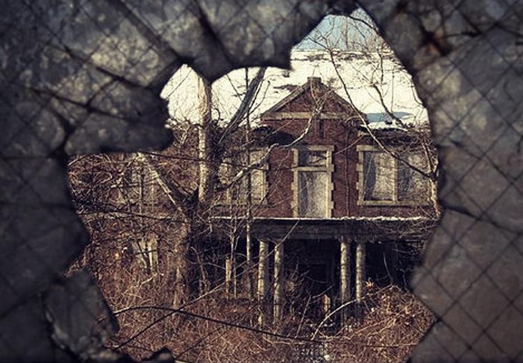 10 lieux avec des passés violents qui sont terrorisés par des fantômes