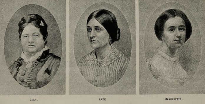 Speaking with Spirits: The Fox Sisters and the Birth of Spiritualism
