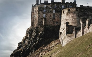 Edinburgh Castle: Scotland's Most Haunted Fortress on the Hill