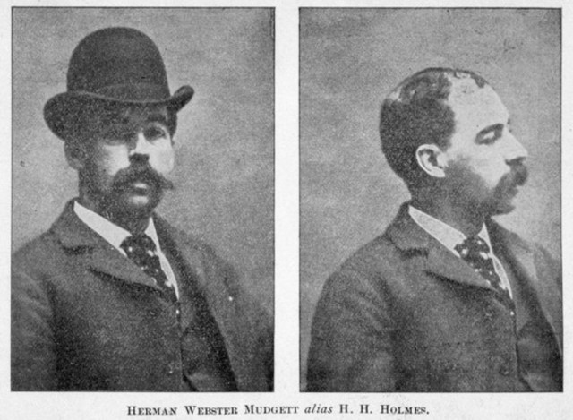 H.H. Holmes: The Master of Murder Castle