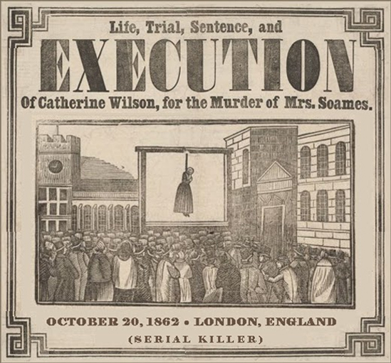 Murder Most Foul: 7 Little-Known Killers of the 19th Century