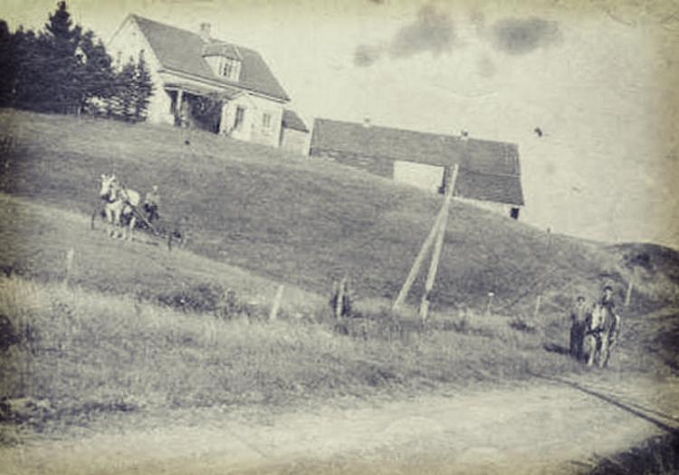 Une hantise à Caledonia Mills: le cas curieux de la ferme Mary Ellen Spook