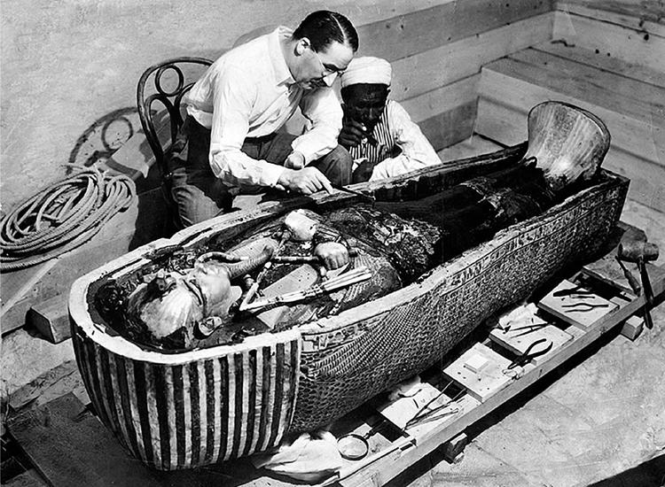 La malédiction des momies: y avait-il vraiment une malédiction sur la tombe de Toutankhamon?