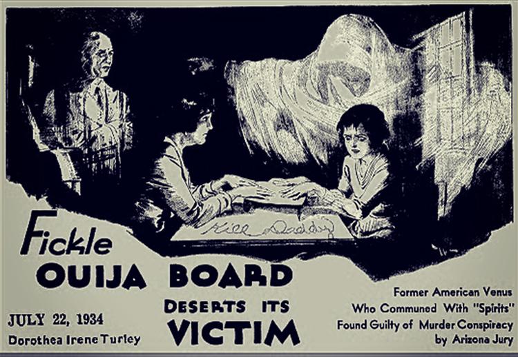 Un jeu des plus dangereux: 5 crimes réels liés aux planches Ouija