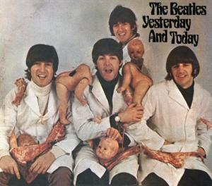 The Beatles, yesterday and today, butcher album cover, butcher