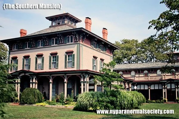the southern mansion cape may new jersey haunted