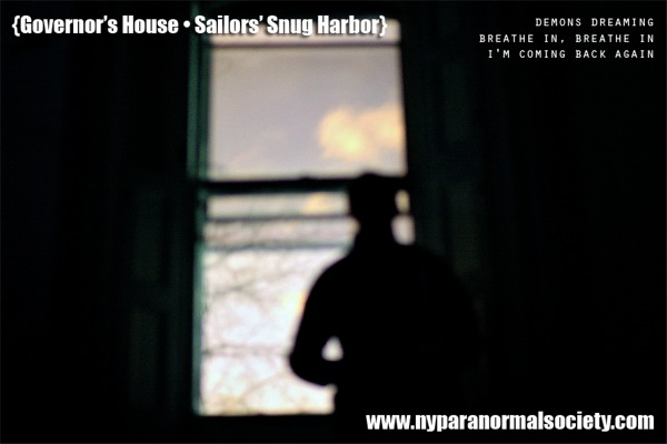 the governor's house snug harbor murdered matron