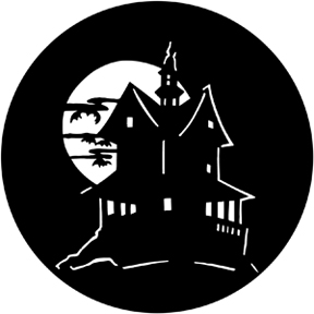 A haunted house in Jasper County Iowa is moved.