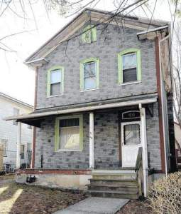 A haunted house for sale in Wilkes-Barre