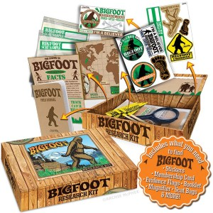 The Bigfoot Research Kit