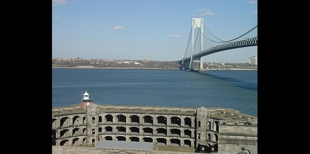 Fort Wadsworth Staten Island EVP