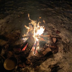 John Pond Campfire