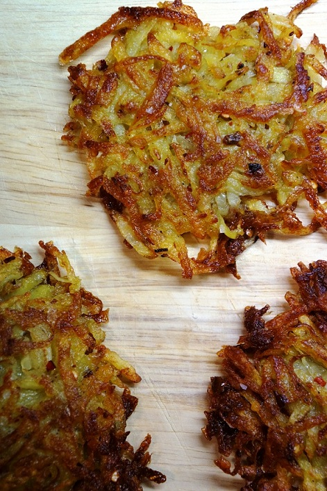 How to Make Hash Browns – Chilli Hash Browns Recipe