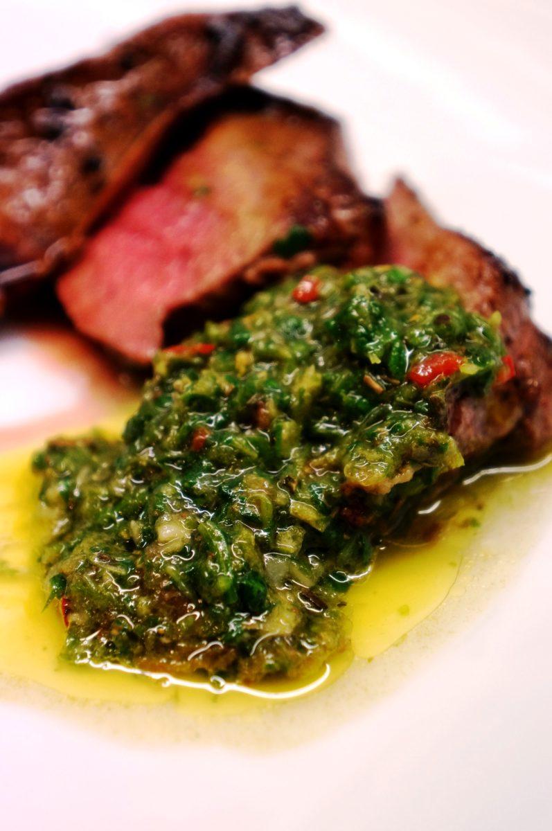 Chimichurri Recipe – how to make chimichurri sauce recipe